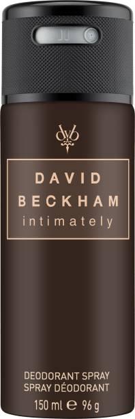 DAVID BECKHAM Intimately Men (New) Deodorant Spray  -  For Men