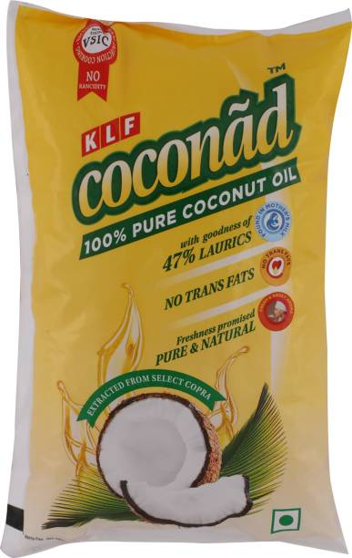 KLF coconad Coconut Oil Pouch