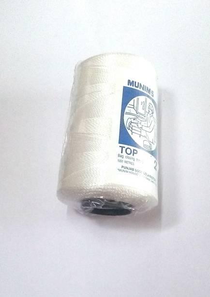 MK Bat Thread & Bag closing Thread Polyester 1000 Meters Cricket Bat Thread