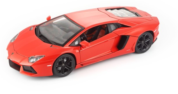 Beautiful Bburago 1/18 Plus   Lamborghini Aventador LP700 4