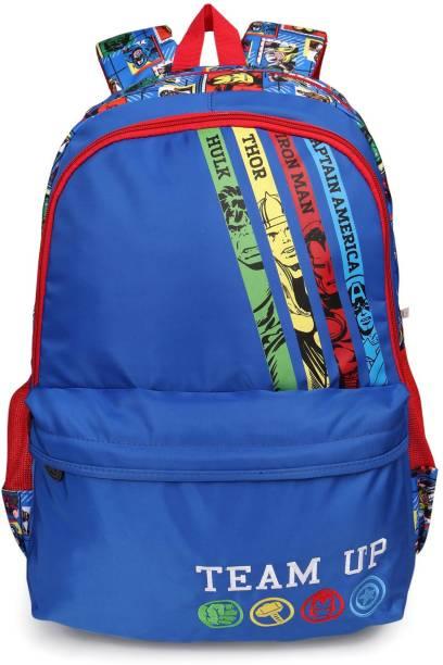 ae319fd4f8 Marvel Avengers Team Up Blue 48 cm Waterproof Backpack