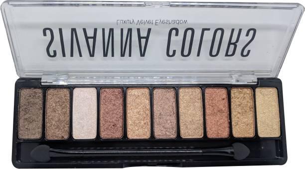 Sivanna Luxury Velvet Eyeshadow 12 g