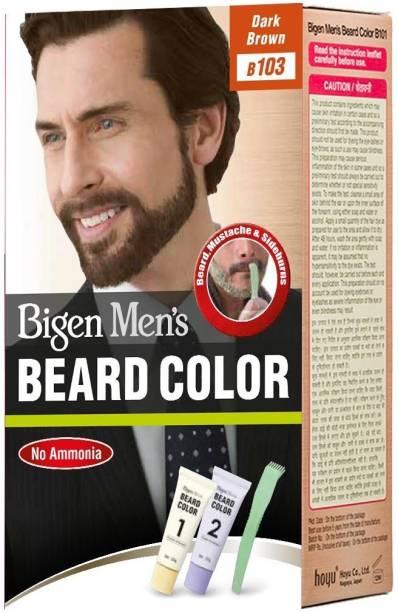 Bigen beard , Dark Brown