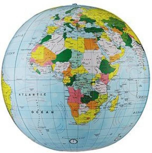 Replogle Political Inflate Globe
