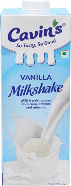 Cavin's Milkshake