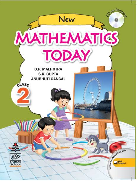 New Mathematics Today Class 2 (for 2021 Exam)