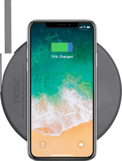 Noise Wireless Charger QI  Slate Grey  Charging Pad