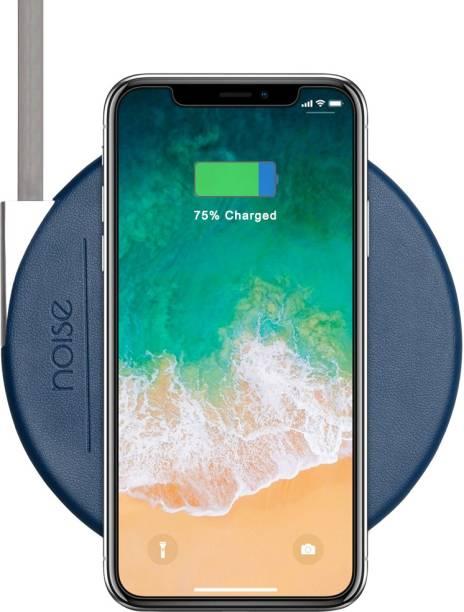 Noise Slimmest 10W QI Fast Wireless  Cobalt Blue  Charging Pad