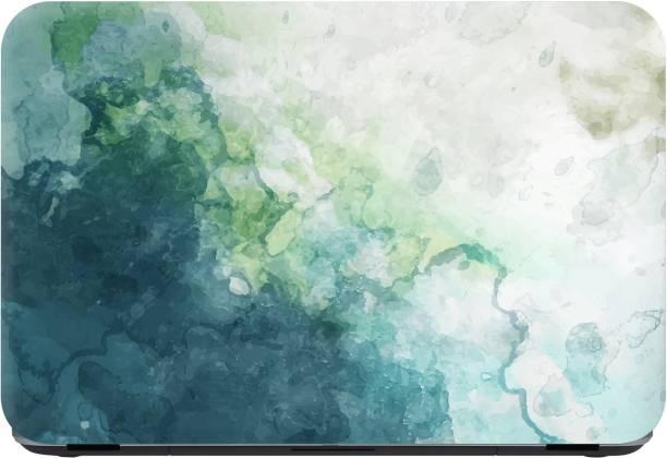 Flipkart SmartBuy watercolour light Premium LG Vinyl (matte) Laptop Decal 15.6