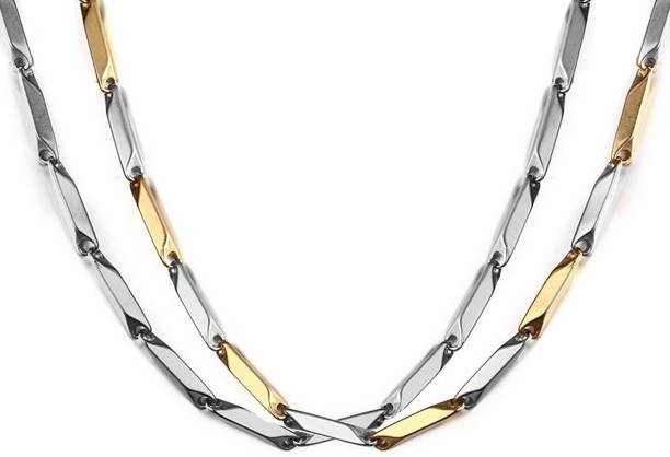is doberman chain sterling scott tribal by owned hollywood necklace sliver chains kay image mens products silver