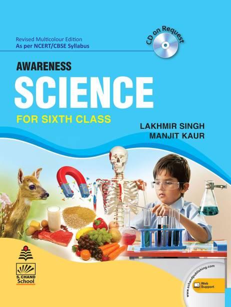 Awareness Science for Class 6 (for 2021 Exam)