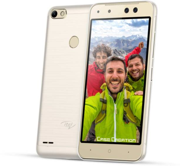 Case Creation Back Cover for Itel S21 4G