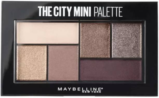 MAYBELLINE NEW YORK The City Mini Palette 6.1 g
