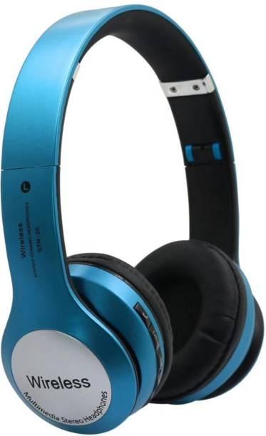 0273cf13772 Like Star B20 High Quality Wireless/ Bluetooth Headphone With FM and SD  Card Slot/
