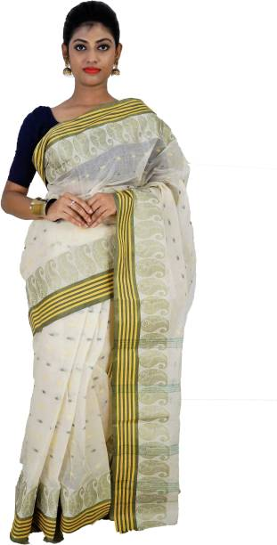 a12eac7cdb84a Tant Sarees - Buy Tant Sarees Online at Best Prices In India ...