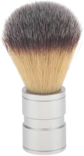 Kenem-X  Metal Handle Synthetic Hair Shaving Brush