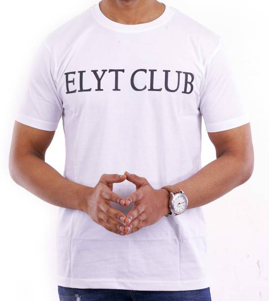 29e99475f9 Elyt Club Tshirts - Buy Elyt Club Tshirts Online at Best Prices In ...