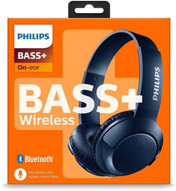 Philips SHB3075BL Bluetooth Headset with Mic 991daa2564