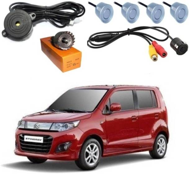 Auto Garh MODEMSWC109A Auto Reversing Electromagnetic Parking Sensors With Camera Parking Sensor