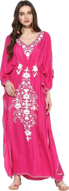 20aa8f6889 Pure Cotton Kaftans - Buy Pure Cotton Kaftans Online at Best Prices ...