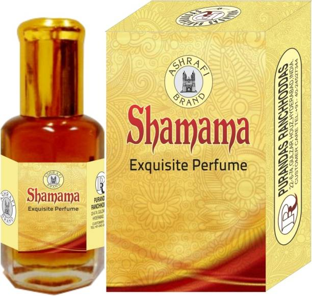 Purandas Ranchhoddas PRS Shamama Attar Eau de Parfum  -  10 ml