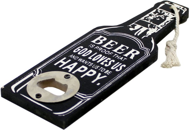 Small Lord Of The Wings Funny Stainless Steel Beer Bottle Opener
