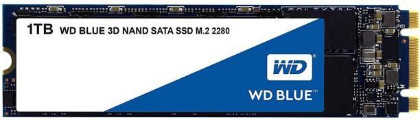 WD Blue 3D 1 TB Laptop Internal Solid State Drive (WDS100T2B0B)
