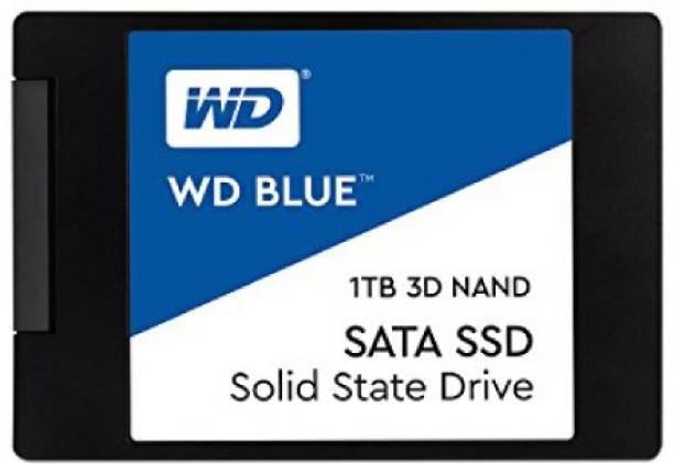 WD Blue 3D 1 TB Laptop Internal Solid State Drive (WDS100T2B0A-00sm50)
