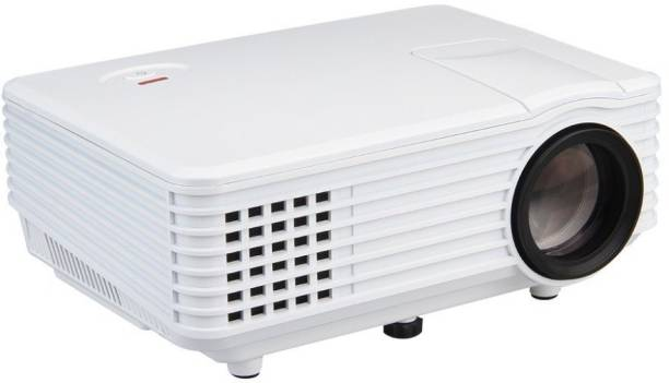 PLAY ™ 2000 Lumen Android 4.4 OS System projector Portable Smart HD, TV, LED, 1080P Built - 1 Year Warranty With Customer Service - 2000 lm LED Corded Portable Projector