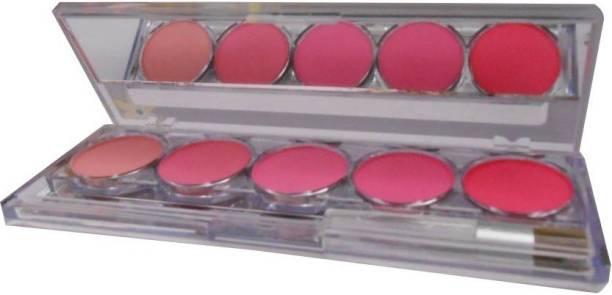 Make line 5 Color Long Lasting Blusher Palette