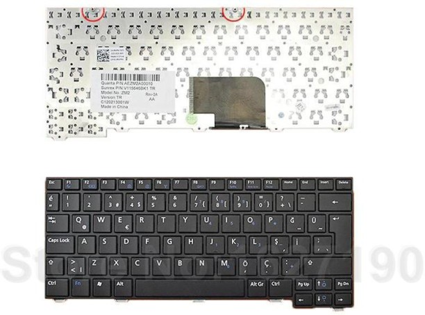 ASUS X201E Keyboard Device Filter Last
