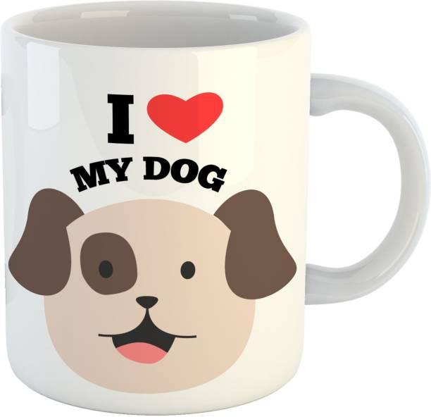 Equality I Love My Dog Coffee Mug Printed 443 Ceramic