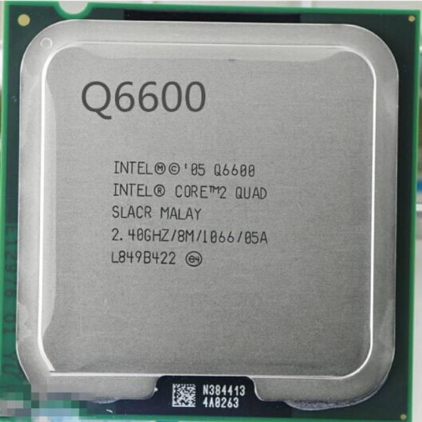 Intel Q6600 2.66 GHz LGA 775 Socket 4 Cores Desktop Processor