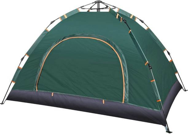 IRIS Portable Camping Automatic Tent - For 2 Persons