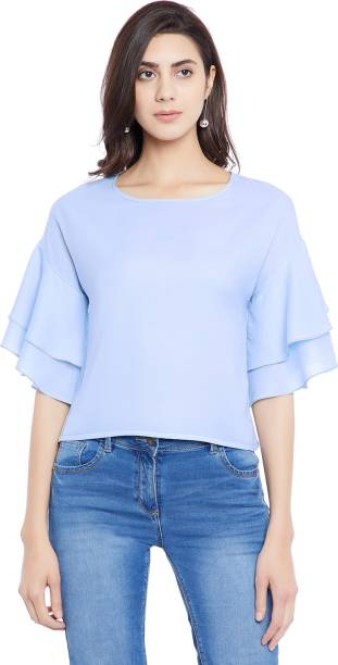 d8cce199cd391 Primo Knot Tops - Buy Primo Knot Tops Online at Best Prices In India ...
