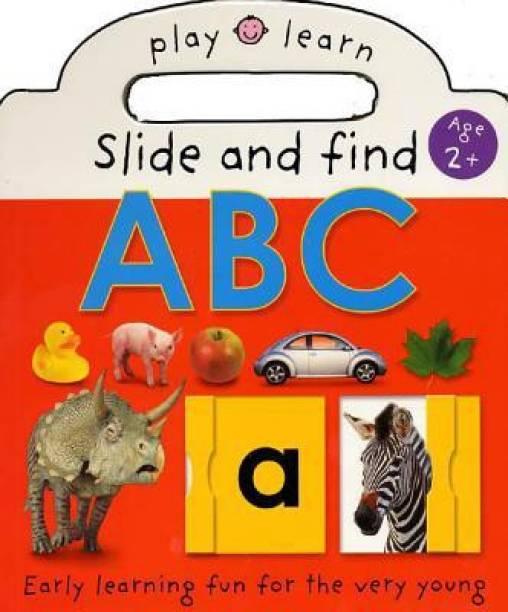 safari a slide and play book