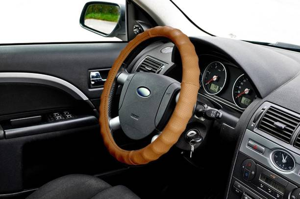 AUTO PEARL Steering Cover For Hyundai Santro Xing