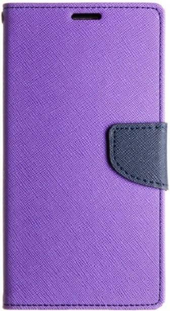 Wristlet Flip Cover for Mi Redmi Y1 Lite