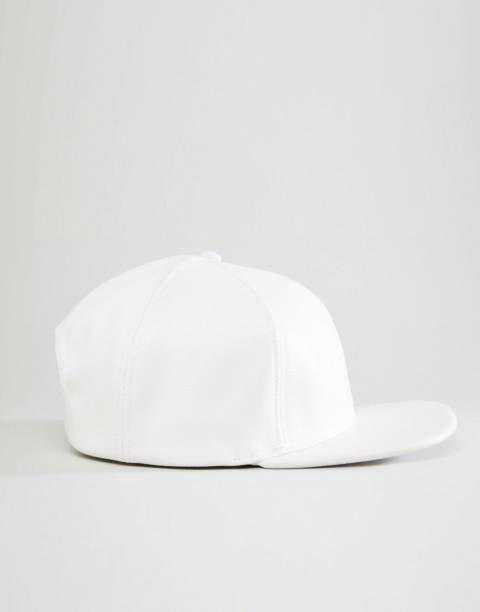 Raydon Solid New Fashion High Quality Free Plain Snap-back Cap Cap 9c10ff89bf4d