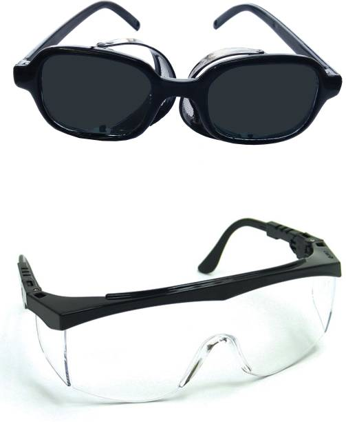 38e5eb62ba Sunlight JALI MODEL BLACK AND ZOOM WHITE GOGGLES PACK OF 2 JALI MODEL BLACK  AND ZOOM