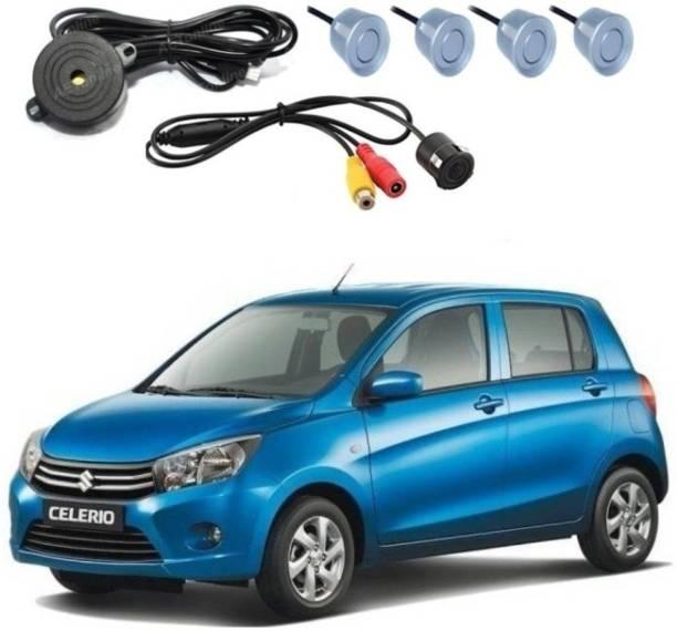 Auto Garh MODEMSWC13A Auto Reversing Electromagnetic Parking Sensors With Camera For Celerio Parking Sensor