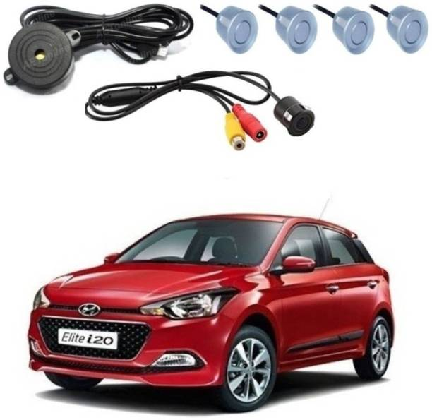 Auto Garh MODEMSWC50A Auto Reversing Electromagnetic Parking Sensors With Camera For i20 Parking Sensor