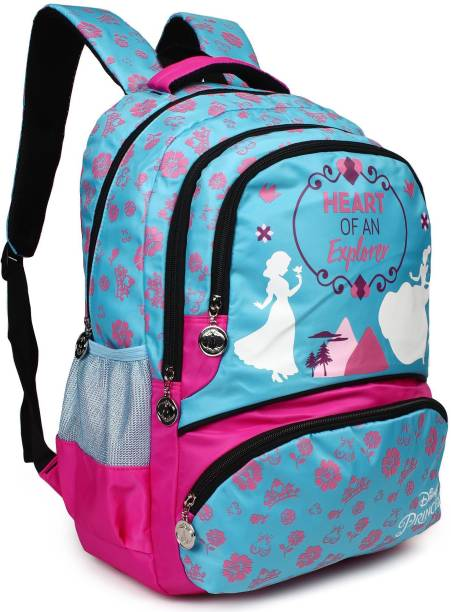 Disney Princess Explorer 48 cm Waterproof Backpack a7a8eeee02276