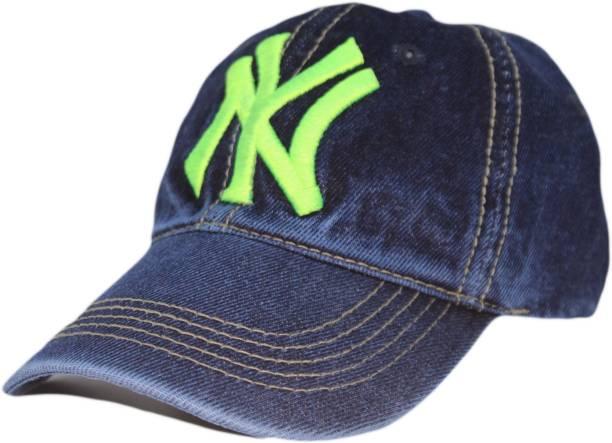 83f66e4dfc0bea Friendskart Solid Denim NY hat Spring summer bone trucker Baseball Cap Men  Sport Hats gorras planas