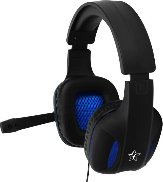 Flipkart SmartBuy Inferno Pro Gaming Headset with Mic and LED lights