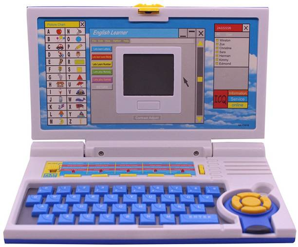 PRESENTSALE The English Learner Laptop for Kids