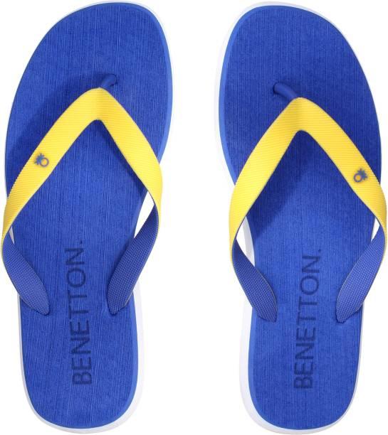 c6b733644 United Colors of Benetton Flip Flops