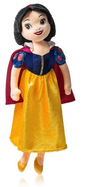 Dimpy Stuff Plush doll Snow white  - 60 cm