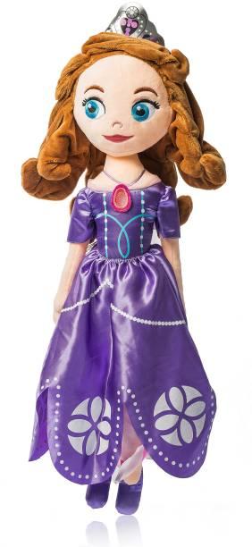 Dimpy Stuff Plush Doll - Sophia First  - 60 cm