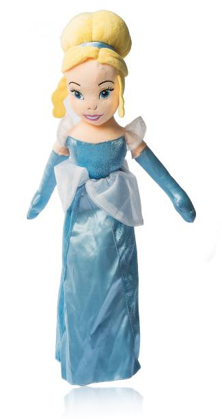 Dimpy Stuff Plush Doll cindrella  - 65 cm
